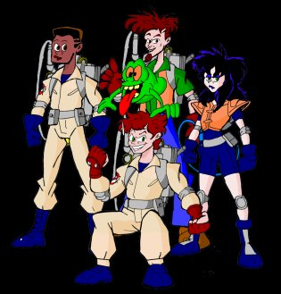 Zone Xxxtreme Ghost Busters